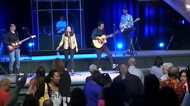 Catch The Fire Worship with Jonathan ...