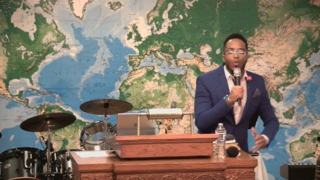 Session 20 - Releasing Prophetic Breakthrough – Hakeem Collins