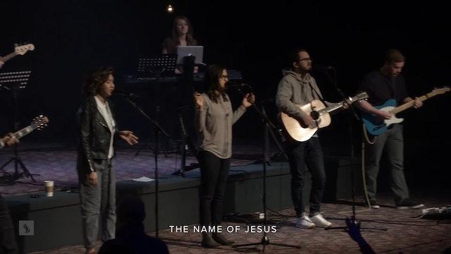 Catch The Fire Worship with Dallas Wigston & Shaloma Webb (Sunday Apr 2, 2016)