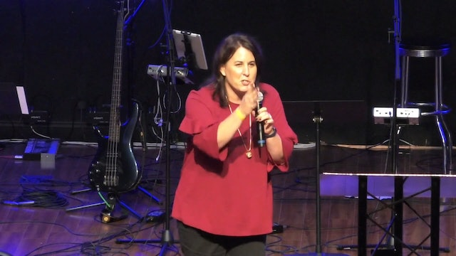 Session 7 - Beverley Watkins - Opening Generational Springs from the Courts of Heaven