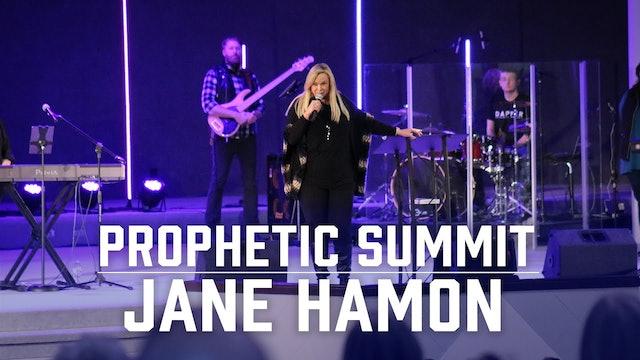 Prophetic Summit | Jane Hamon
