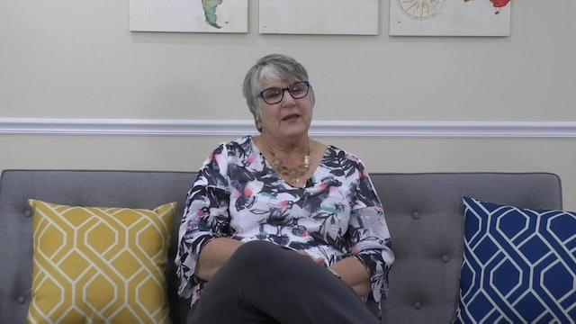The Book Of Healing Interview - Teresa Liebscher