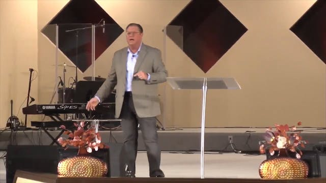 Session 9 - Holy Spirit and His Angels – Tim Sheets