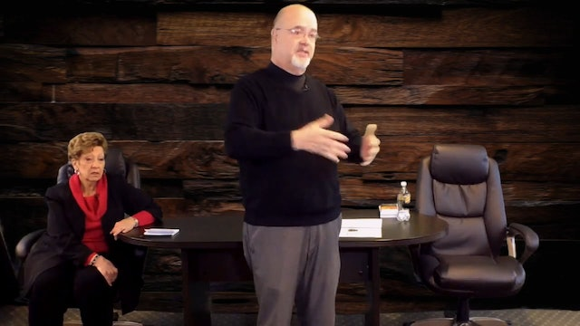 Grace at the Table - Session 1 - Thom Gardner