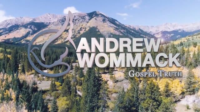 Andrew Wommack - Who Told You That Yo...