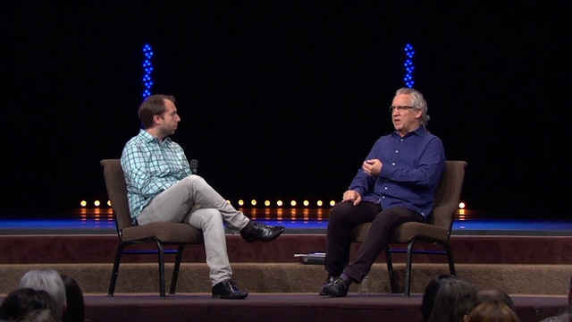 Strengthen Yourself In The Lord - QA - Bill Johnson