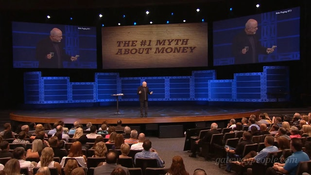 Dave Ramsey - Life. Money. Legacy. - Session 3 - The Number-One Money Myth