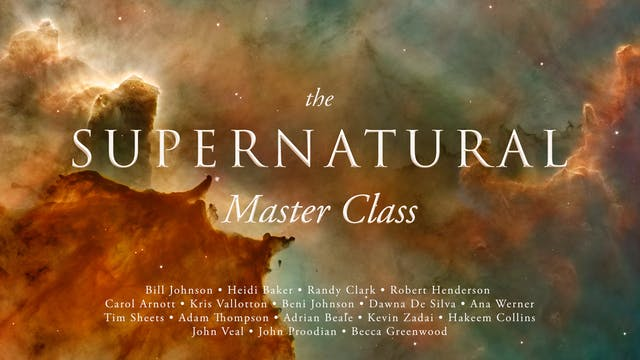 The Supernatural Masterclass