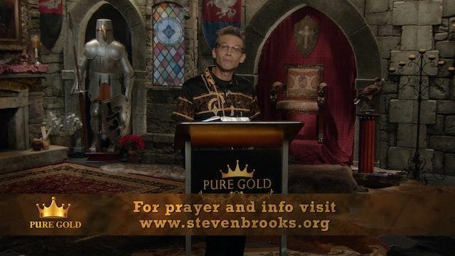 Pure Gold - Season 2: Session 1 - Steven Brooks