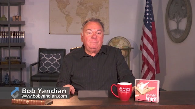 Episode 304-Continue In The Word-Part 1-Bob Yandian Ministries-Student of the Word