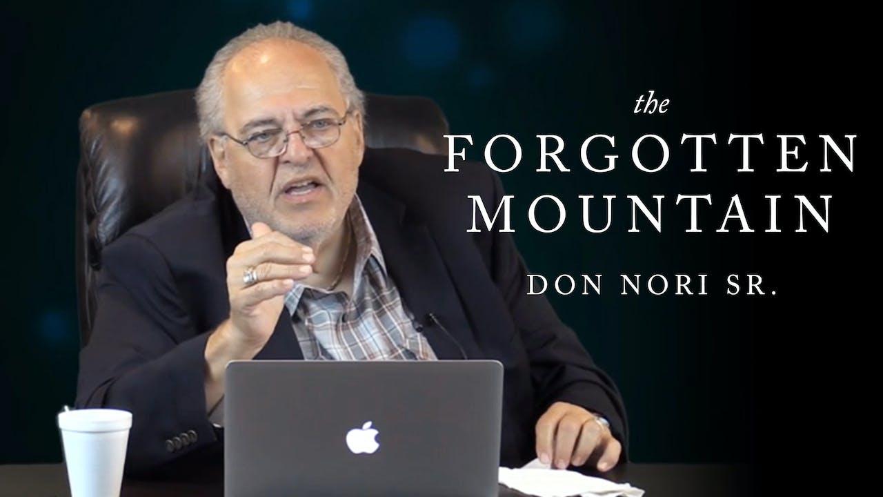 The Forgotten Mountain Ecourse