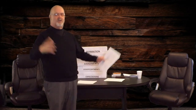 Grace at the Table - Session 4 - Thom Gardner
