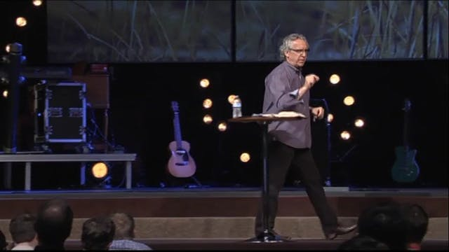 Hosting the Presence - Session 8 - Bill Johnson