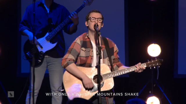 Worship with Jonathan Clarke (Sunday,...