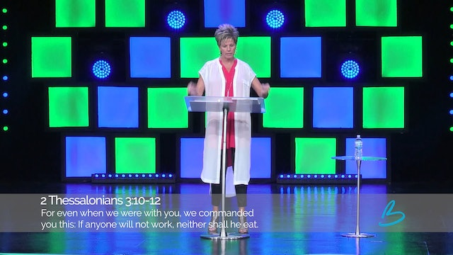 The Generous Life - Session 17 - Beth Jones