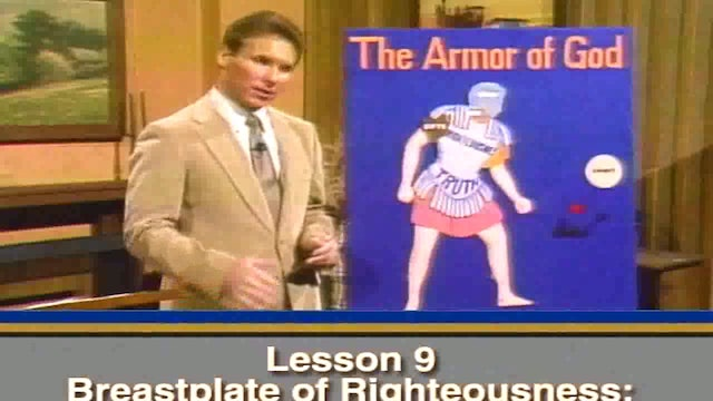 The Armor of God - Session 9