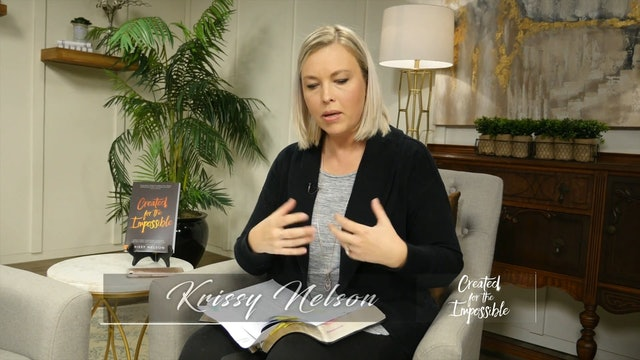Ep.10 God's Promise - Your Story with Guest Terri Merrick  Created for the Impossible