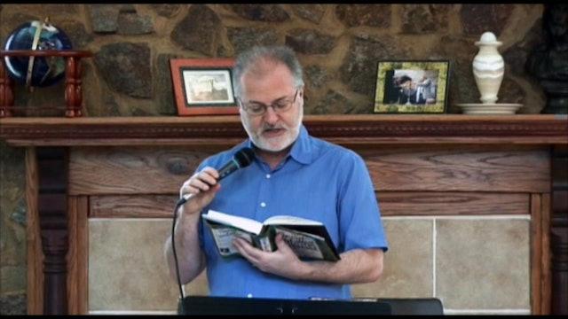 A Radical Faith - Faith towards God - James Goll