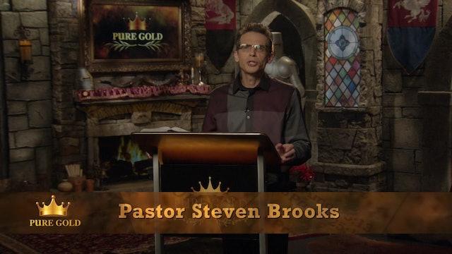 Pure Gold - Season 2: Session 10 - Steven Brooks