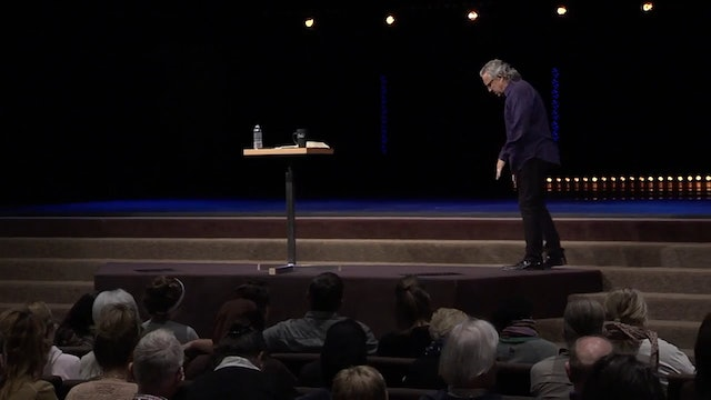 Strengthen Yourself In The Lord - Session 3 - Bill Johnson