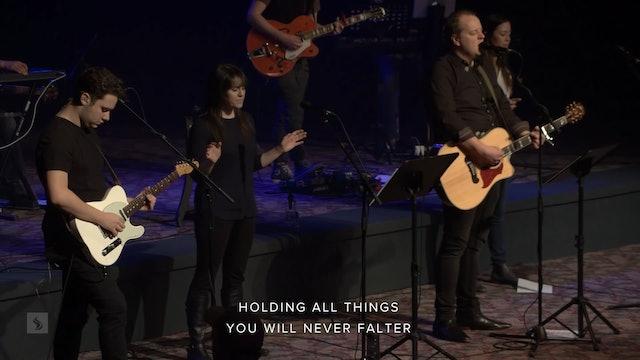 Catch The Fire Worship with Benjamin Jackson & Rachel Beni (Sunday Mar 26, 2017)