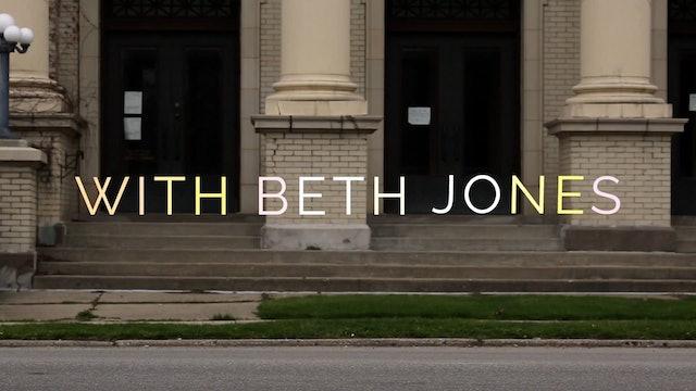 The Spirit Empowered Life - Session 8 - Beth Jones