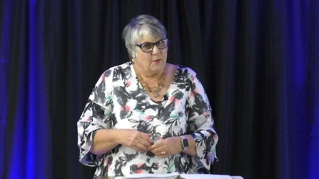 The Book of Healing - Session 1 - Teresa Liebscher