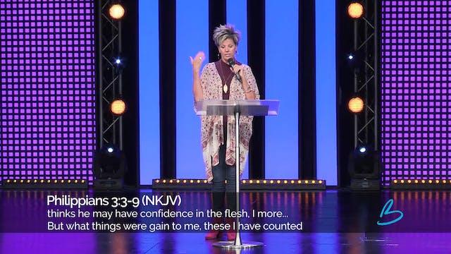 The Faith Life - Session 15 - Beth Jones