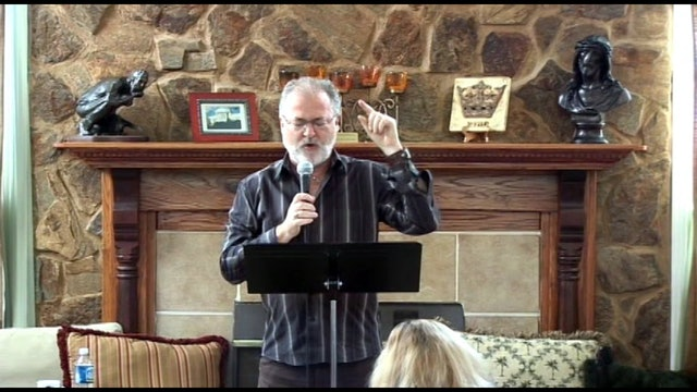 Prayer Storm - Prayer for Revival in the Church, Part 2 - James Goll