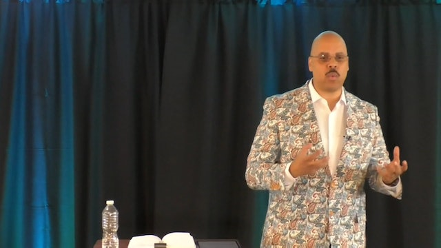 Supernaturally Prophetic Masterclass - Session 5 - John Veal