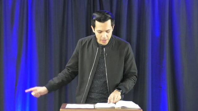 Encountering The Holy Spirit in Every Book of the Bible - Session 4