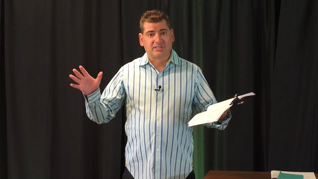 Accelerated Healing - Session 25 - Jo...