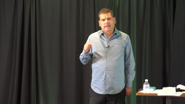 Accelerated Healing - Session 11 - John Proodian
