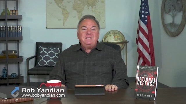 Episode 416-The Bible and National Defense-Part 3-Bob Yandian Ministries-Student of the Word