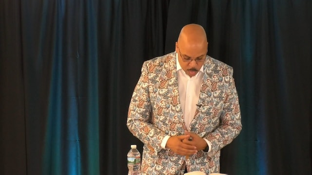 Supernaturally Prophetic Masterclass - Session 9 - John Veal