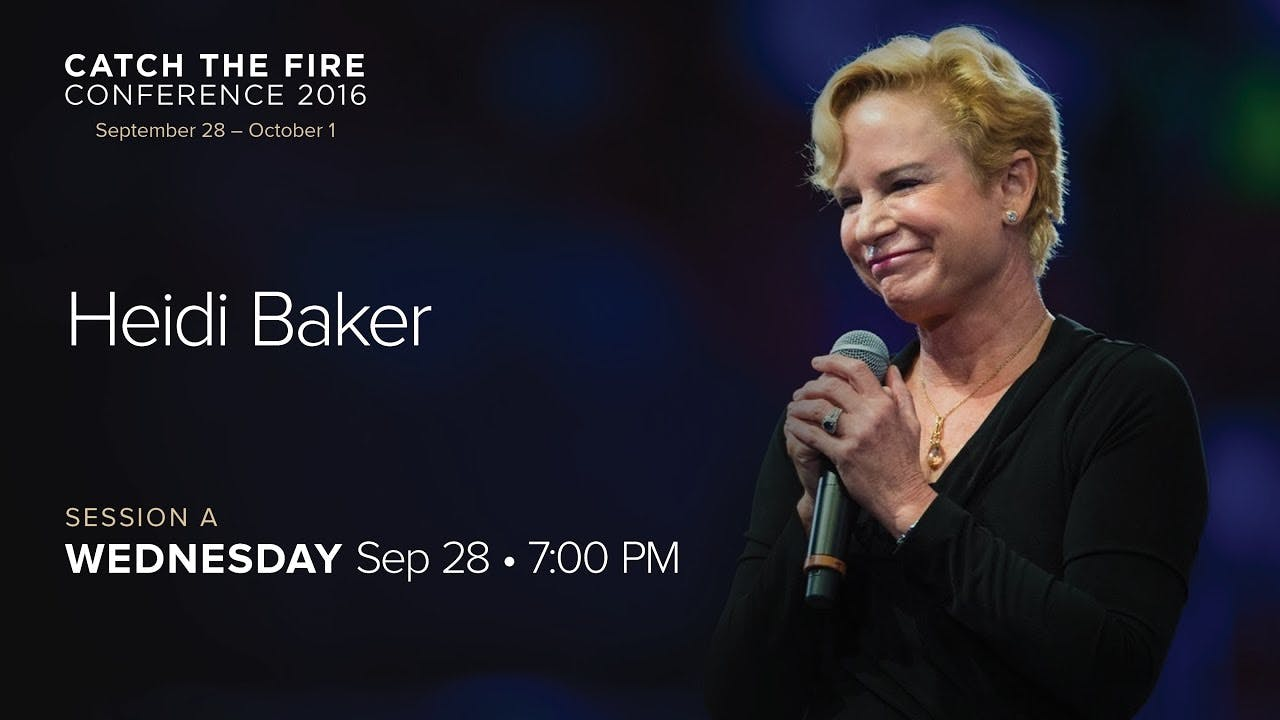 Catch The Fire Conference 2016