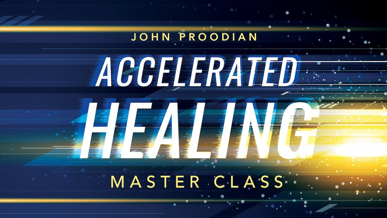Accelerated Healing Masterclass