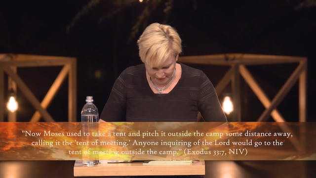 Session 2 - Practical Keys to Experiencing God's Presence – Heidi Baker