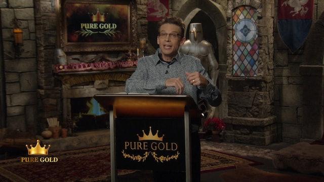 Pure Gold - Season 2: Session 11 - Steven Brooks