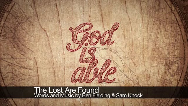 The Lost Are Found (Acoustic) - Hillsong