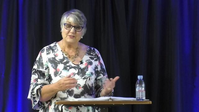 The Book of Healing - Session 4 - Teresa Liebscher