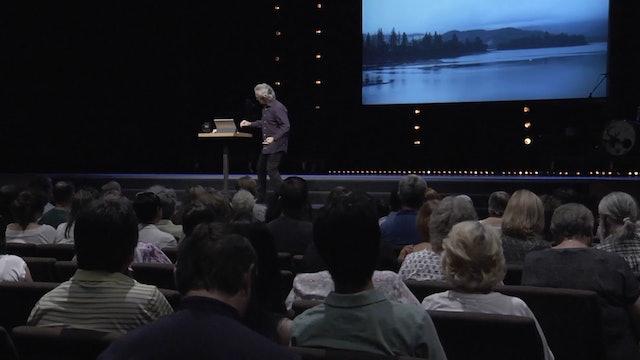 God is Good - Session 2 - Bill Johnson