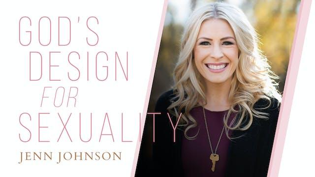 Jenn Johnson - God's Design for Sexua...