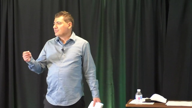 Accelerated Healing - Session 5 - John Proodian