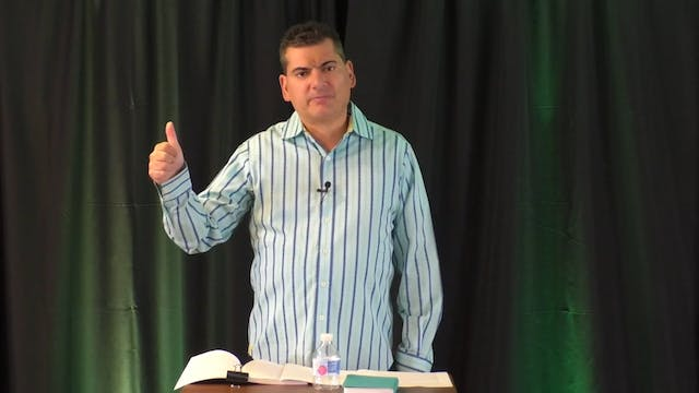 Accelerated Healing - Session 23 - Jo...