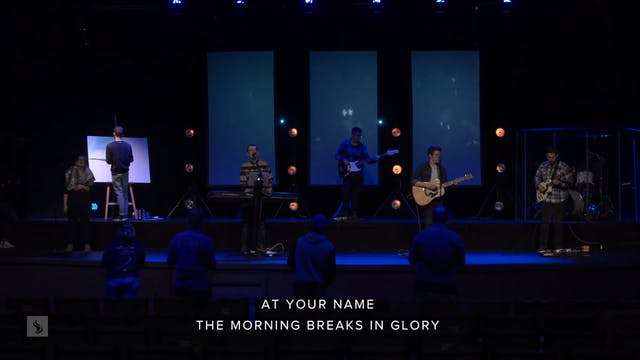Worship with Jonathan Clarke (Friday,...