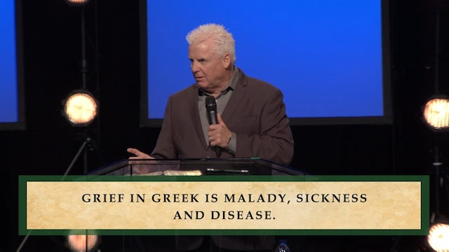 Receiving Healing from the Courts of Heaven - Session 2 - Robert Henderson