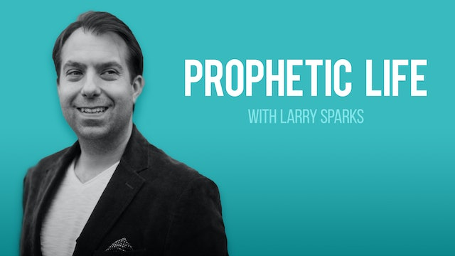 Larry Sparks - You Were Made to Have the Upper Hand Over Satan!