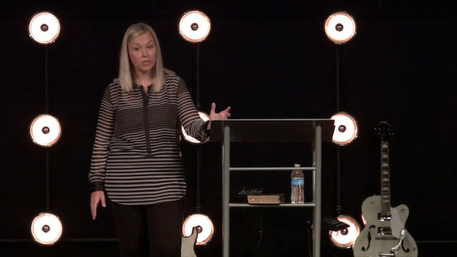Created for the Impossible - Session 3: God's Promises - Krissy Nelson