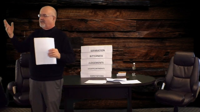 Grace at the Table - Session 5 - Thom Gardner